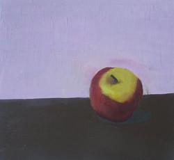 Pomme bicolore d'Ombeline