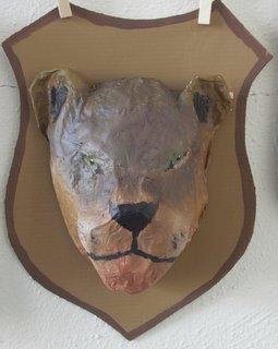 Masque de Lionne