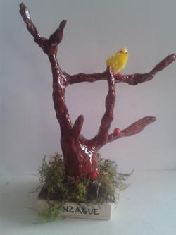 modelage arbre