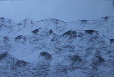 paysage de montagnes au f