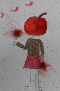 """""""Pomme pomme Girl"""""""