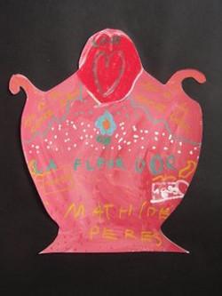 vase grec (acrylique)