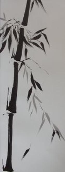 Bambous encre