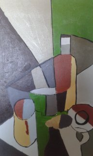 A la manière des Cubistes