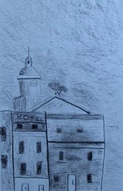 Village de Constance, carré conté