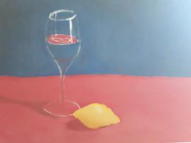 peinture à l'huile de Bertille