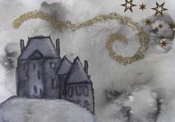 Château de rêve comme Victor Hugo