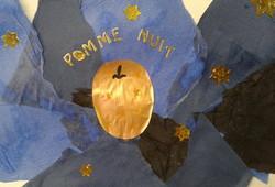 """pomme """"nuit"""""""
