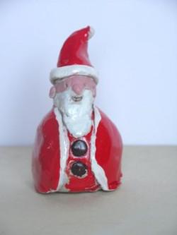 Père Noël, argile