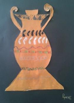 vase romane