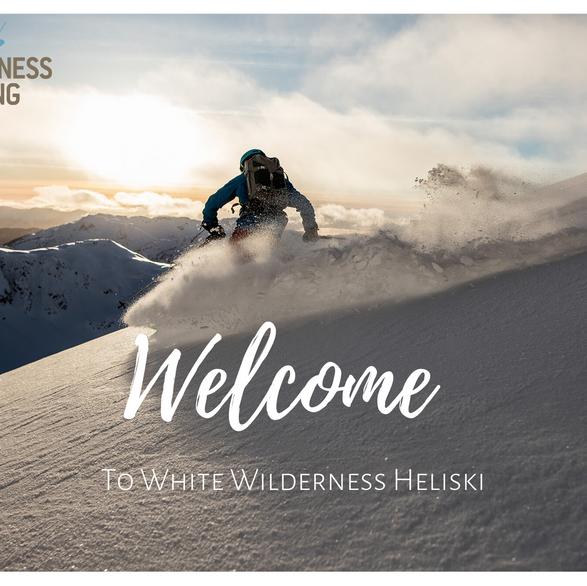 White Wilderness Heliskiing