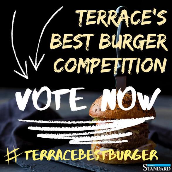 Terrace's Best Burger
