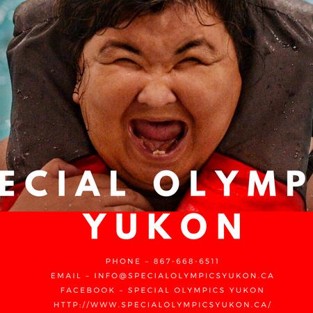 Special Olympics Yukon