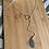 Thumbnail: Thread Through Heart Necklace