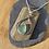 Thumbnail: Teardrop seaglass necklace
