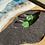 Thumbnail: Seaglass hoops