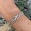 Thumbnail: Wave bangle set