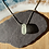Thumbnail: Simple seaglass necklace