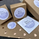 Thumbnail: Seafoam teadrop seaglass ring size O