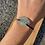 Thumbnail: Seaglass wave friendship style bracelet