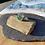 Thumbnail: Glass cabochon and silver ring