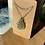 Thumbnail: Seaglass and swirl necklace