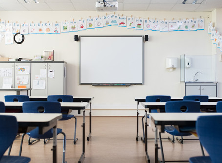 Schools will require a comprehensive safety plan before reopening