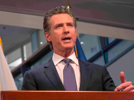 Governor Gavin Newsom joins CSEA board meeting, praises work of classified employees