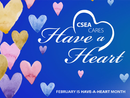 February is Have-a-Heart Month