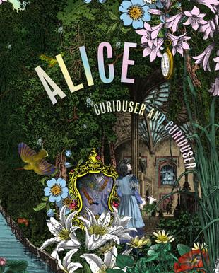 Art. Alice: Curiouser and Curiouser au V&A Museum !