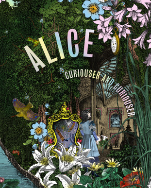 Art. Alice: Curiouser and Curiouser au V&A Museum !