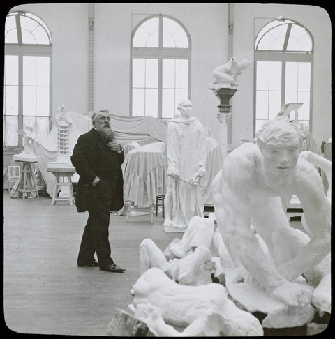 Art. Rodin à la Tate Modern.