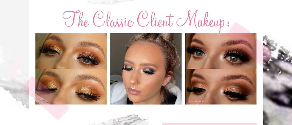 Classic Client Makeup MASTERCLASS