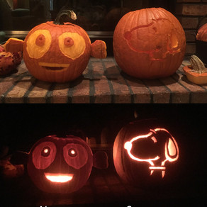 4th Annual Mother/Daughter Pumpkin Carving Contest!