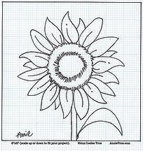 SunflowerOutline-AnnieTroe.jpg