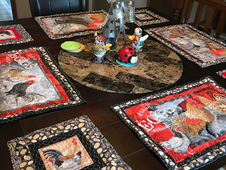 Placemats & Trivets - Oh My!