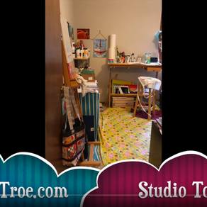 Studio Tour Contest with Blank Quilting Corp.