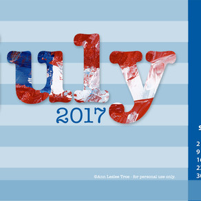 Free July 2017 Wallpaper!