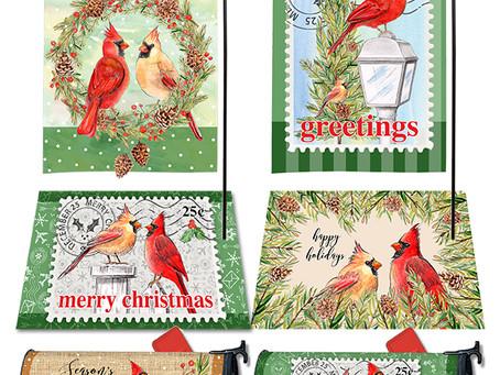 Creating a Christmas Art Collection