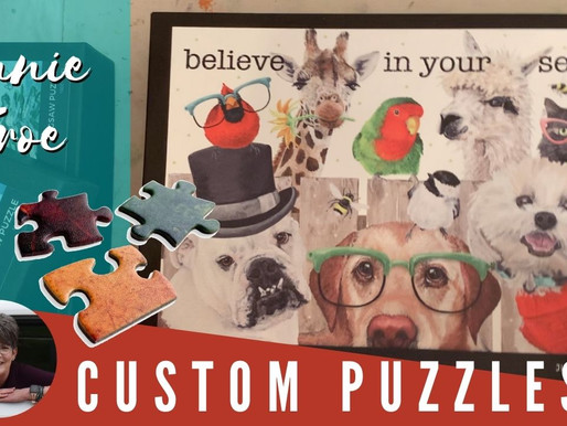 FUN Puzzles Not Found in Stores!