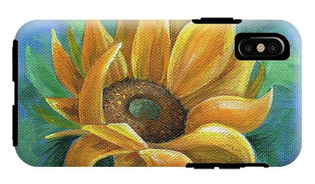 SunflowerPhoneCase