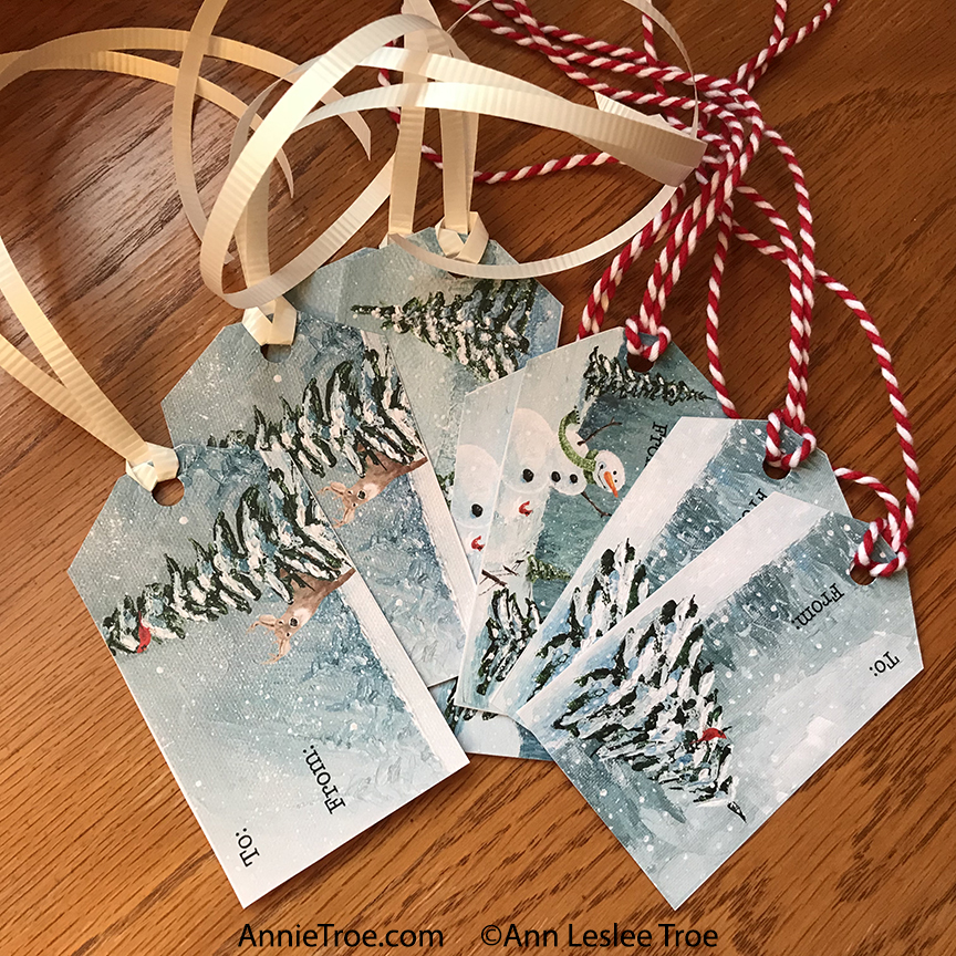 PeaceOnEarthGiftTags