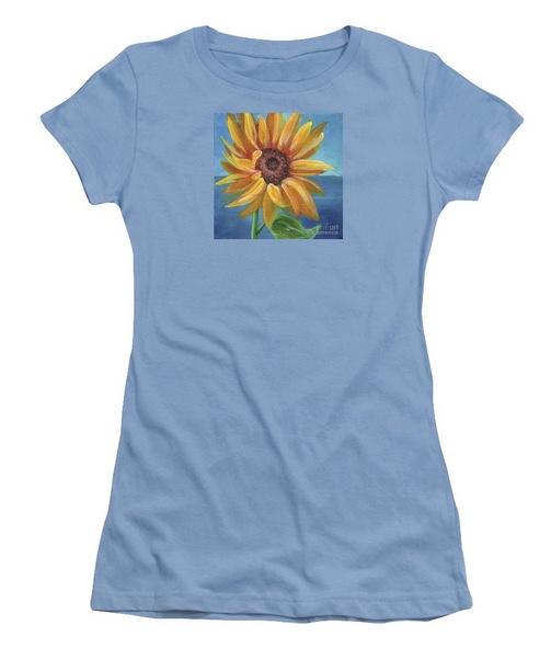 SunnySaluteTshirt