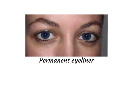 Permanent Eyeliner About Face Aesthetics