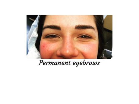 Permanent Eyebrows Overland Park Kansas