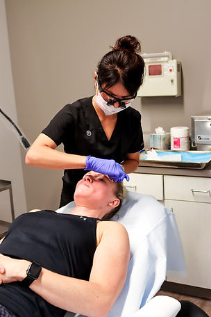 Electrolysis is Overland Park with Tina Rodriguez