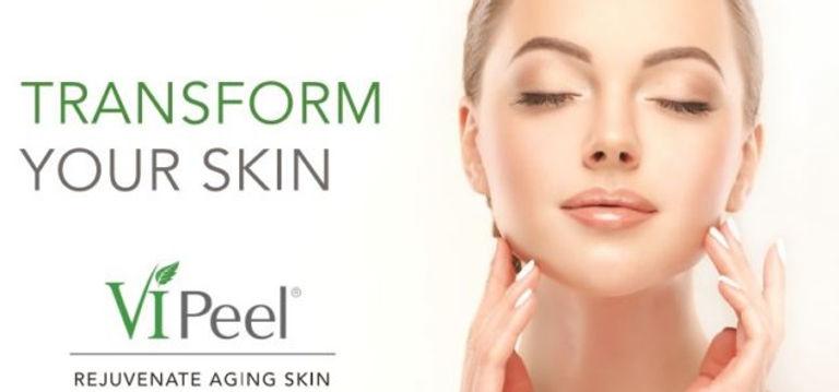 VI Peel rejuvenate skin Kansas
