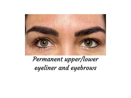 Permanent Eyeliner Tina Rodriguez