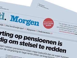 Reclame moet reclame blijven / essay Volkskrant
