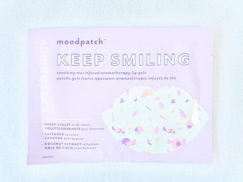 moodpatch™ Keep Smiling Lip Gels